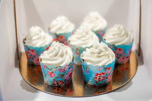 Kreativa cupcakes C@keByMelina Norrköping
