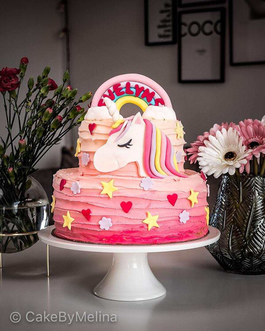 Barntårta Norrköping, Linköping, Stockholm, Nyköping, Finspång som är bakad av CakeByMelina